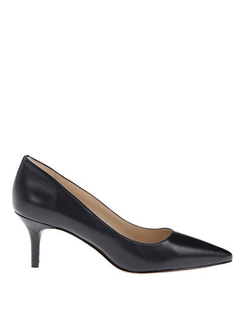 Nine West %100 Deri Klasik Ayakkabı Lacivert